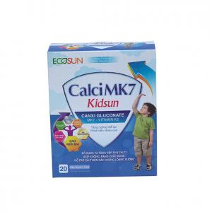 Calci MK7 bổ sung và tăng hấp thụ Calci giúp phát triển xương, răng, chiều cao ở trẻ em, cải thiện tình trạng biếng ăn.Giúp tăng cường hấp thu canxi vào xương, tăng mật độ canxi trong xương. Hỗ cải thiện tình trạng thiếu canxi, loãng xương, giúp xương chắc khỏe ở người cao tuổi, phụ nữ tiền mãn kinh.