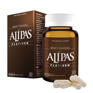 Sâm Alipas Platinum với tinh chất Eurycoma Longifolia và các thảo dược quý từ thiên nhiên giúp tăng cường Luteinizing tự nhiên, thúc đẩy quá trình sản sinh Testosterone nội sinh nhanh hơn, bền vững hơn, từ đó tăng cường sức khỏe sinh lý, sức khỏe nền tảng nam giới, làm chậm quá trình mãn dục nam.