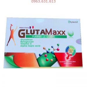 Glutamaxx tăng cường miễn dịch, chống oxi hóa. Dùng trong trường hợp người cần nâng cao sức đề kháng, hệ miễn dịch, bệnh nhân viêm gan, ung thư dùng hóa chất, xạ trị.Làm đẹp da