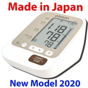 Máy đo huyết áp điện tử Omron JPN 600 sản xuất tại Nhật Bản. Bảo hành chính hãng 5 năm Dễ sử dụng độ chính xác cao