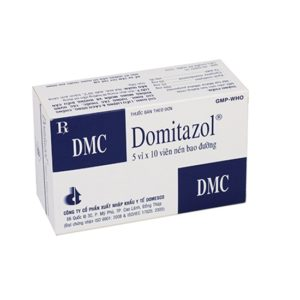 Domitazol hỗ trợ điều trị trường hợp tái nhiễm trùng đường tiết niệu dưới không có biến chứng.