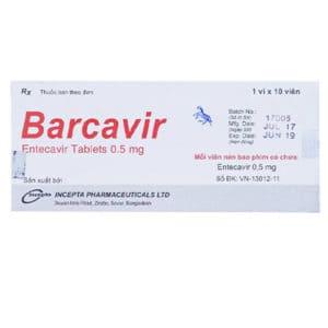 barcavir